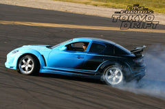 The Fast and The Furious: Tokyo Drift Mazda RX-8