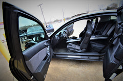 Mazda RX-8 interior at Rotary Performance Garland, Texas