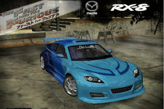 The Fast and The Furious: Tokyo Drift Video Game Mazda RX-8