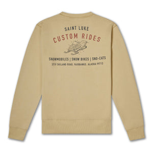 Saint Luke Custom Rides Sweater
