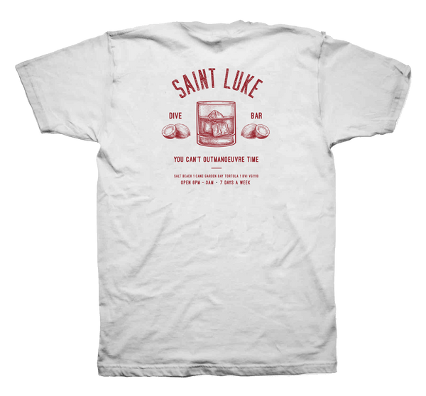 Saint Luke Dive Bar T-Shirt