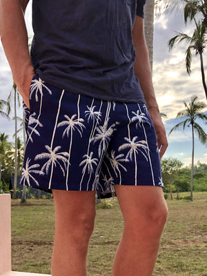 Saint Luke Haleiwa Swim Shorts