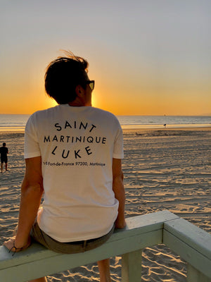Saint Luke Martinique T-Shirt