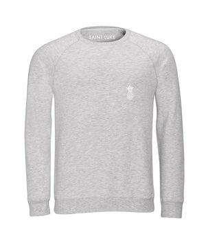 Saint Luke Rum Club Long Sleeved Sweater Grey
