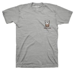 Saint Luke Rum & Coke Grey Marl T-Shirt