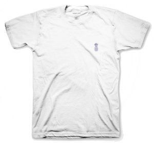 Saint Luke Rum Club T-Shirt in White