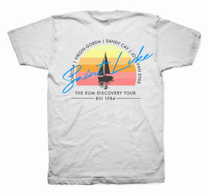 Saint Luke Rum Discovery Tour T-Shirt