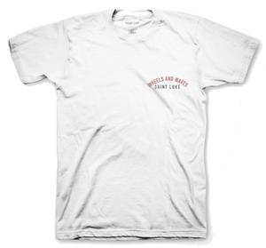 Wheels and Waves T-Shirt