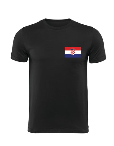 Body by Chosen Tees with Croatia