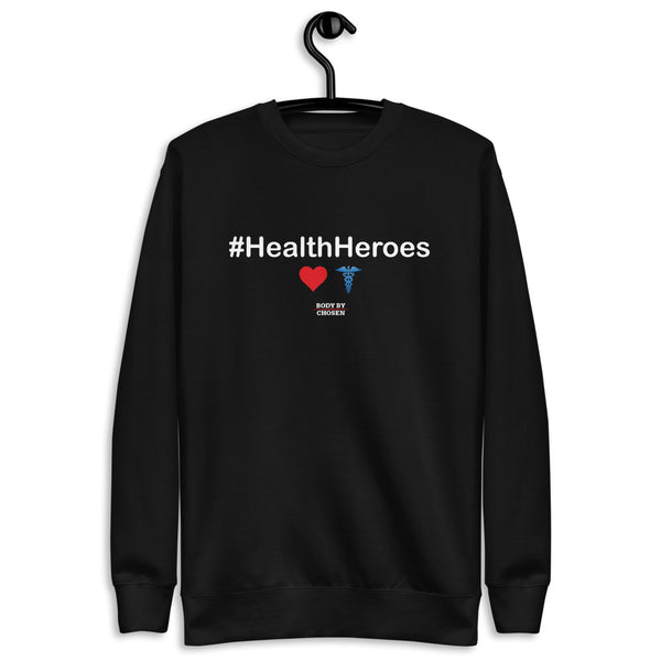 Health Heroes Sweatshirt