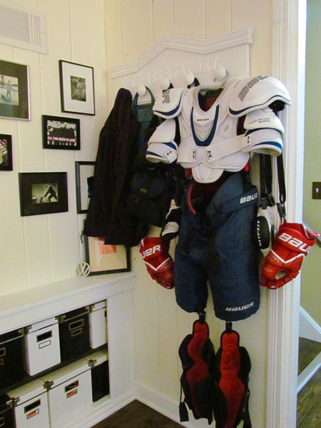 Hockey Equipment Drying Rack