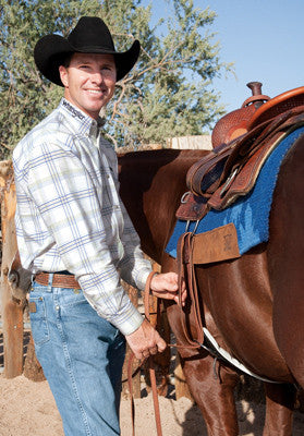 Weaver  AirFlex Cinch with Roll Snug Cinch Buckle (Roper or Straight)