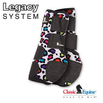 Classic Equine Legacy Boots | Hinds - Patterns