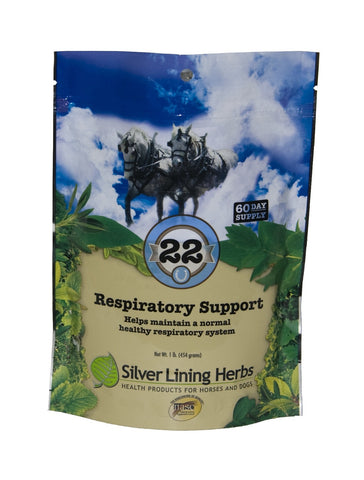 Silver Lining Herbs #22 Respiratory Support