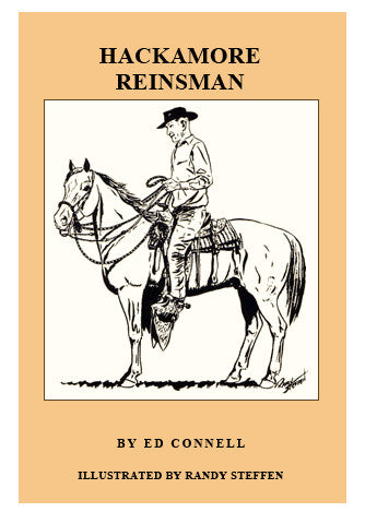 Hackamore Reinsman by Ed Connell
