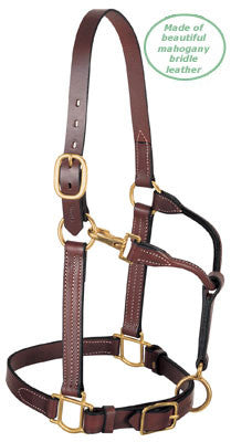 Weaver 3-IN-1 All-Purpose Leather Halter