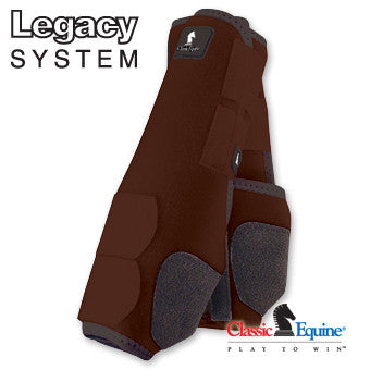 Classic Equine Legacy Boots | Fronts