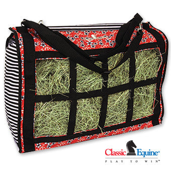 Classic Equine Top Load Hay Bags