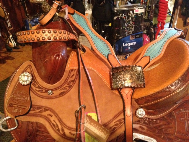 Terry Alexander Victory Series Bear Trap Saddle