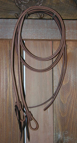 8'  Split Reins Weighted at the Bit End