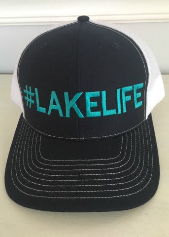 #LAKELIFE Navy Hat