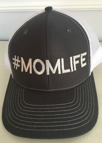 #MOMLIFE Grey Hat