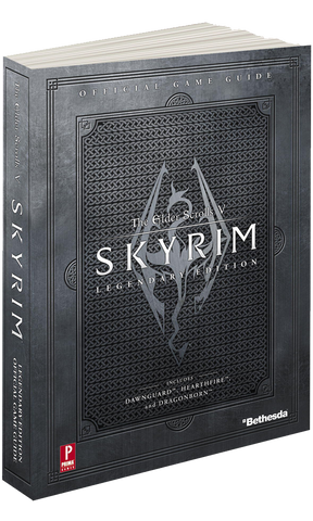 Elder Scrolls V- Skyrim Legendary Standard Edition- Prima Official Game Guide (Prima Official Game Guides) by David Hodgson