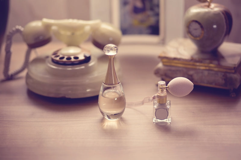 5 Key Differences Between Perfume Oils and Sprays