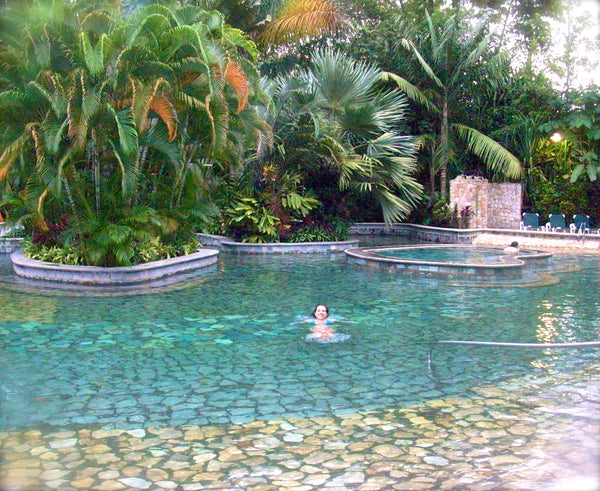 Baldi Hot Springs, Costa Rica
