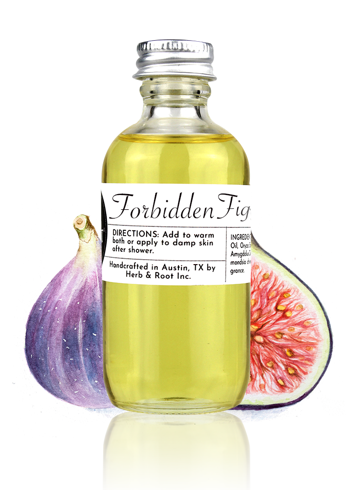 Forbidden Fig Bath & Body Oil