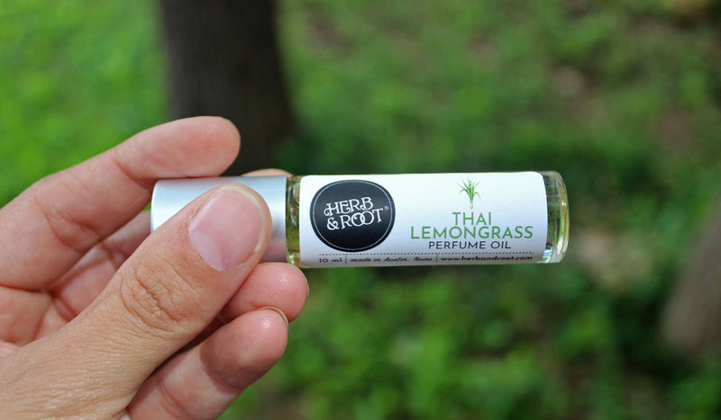 Thai Lemongrass Perfume Oil