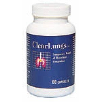 Clear Lungs Blue 120 capsule