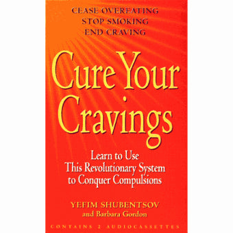 Cure Your Cravings audio cassette