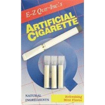 Six EZ Quit Flavor Cartridges Refills