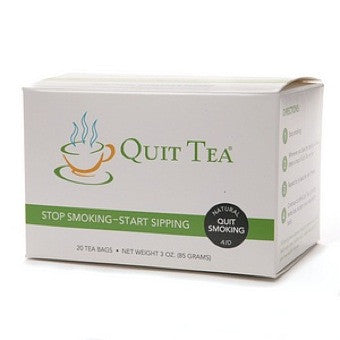 Quit Tea - Natural Stop Smoking Aid