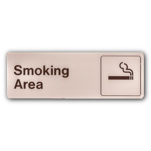 Deco - Smoking Area - 3x9