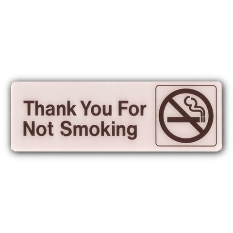Deco - Thank You For Not Smoking - 3x9