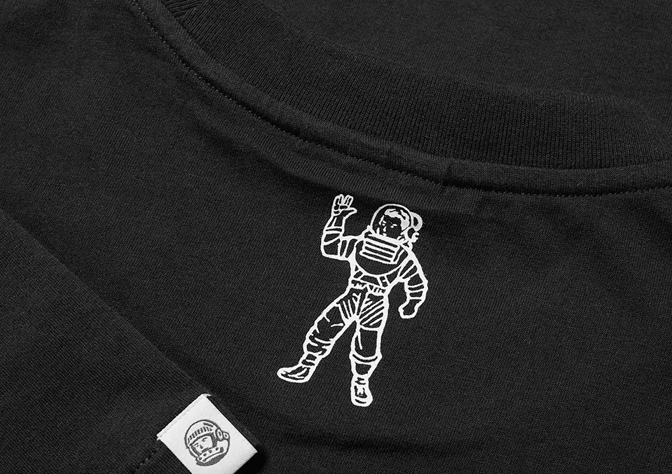 Billionaire Boys Club Arch Logo Black Black T-Shirt HemingCo