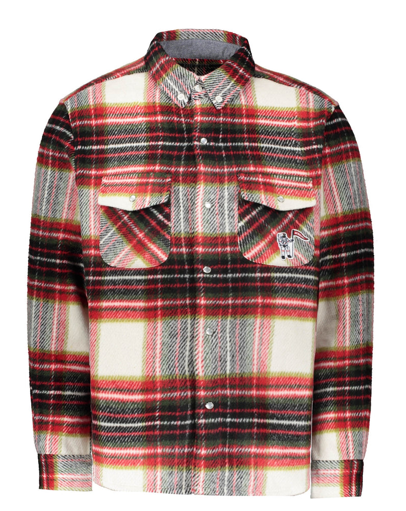 BBC Check Flannel Brown HemingCo