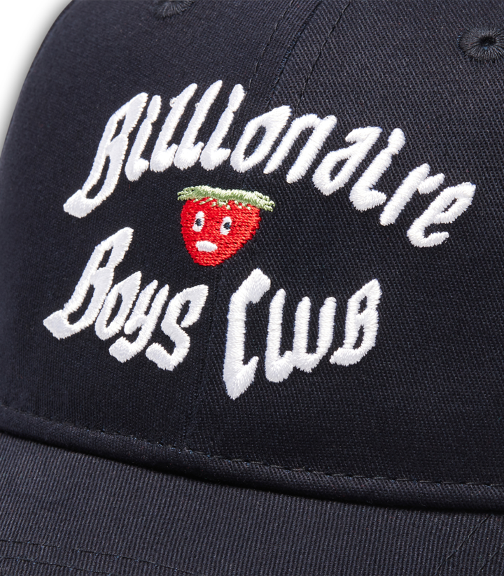 BBC Embroidered Cap Black Hemingco