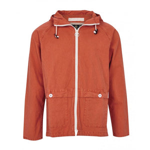Load image into Gallery viewer, Barbour Bennet Casual Jacket Orange HemingCo