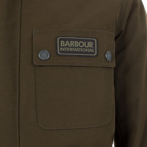 Load image into Gallery viewer, Barbour International Endo Jacket Olive Hemingco