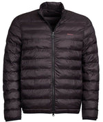Barbour International Penton Quilt Black HemingCo