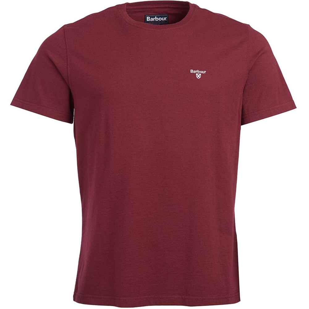 Barbour Sports T-Shirt Ruby HemingCo