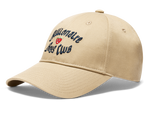 Billionaire Boys Club Embroidered Tan Cap Hemingco