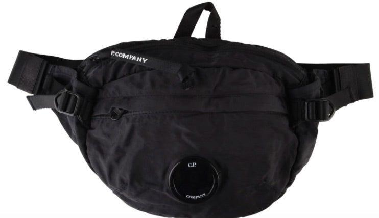 Load image into Gallery viewer, C.P Bum Bag Black HemingCo