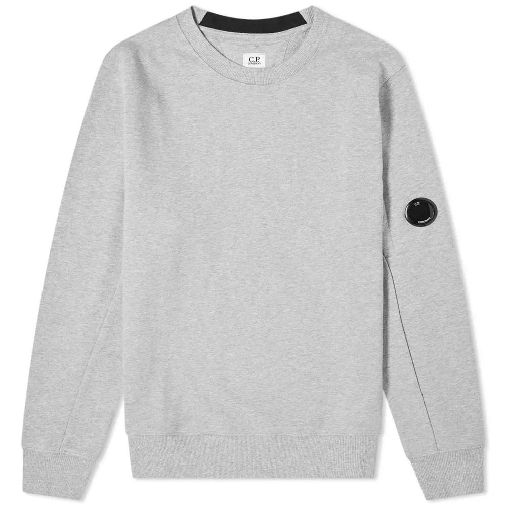 C.P Company Diagonal Fleece Grey Hemingco
