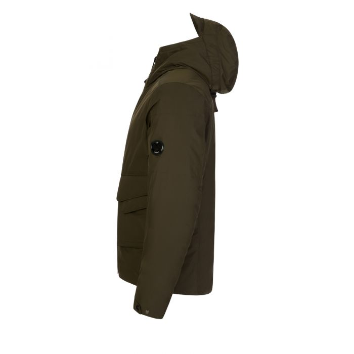 Load image into Gallery viewer, C.P Company Medium Jacket Green HemingCo