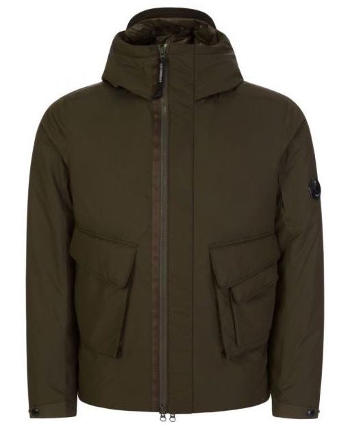 Load image into Gallery viewer, C.P Medium Jacket Green Hemingco