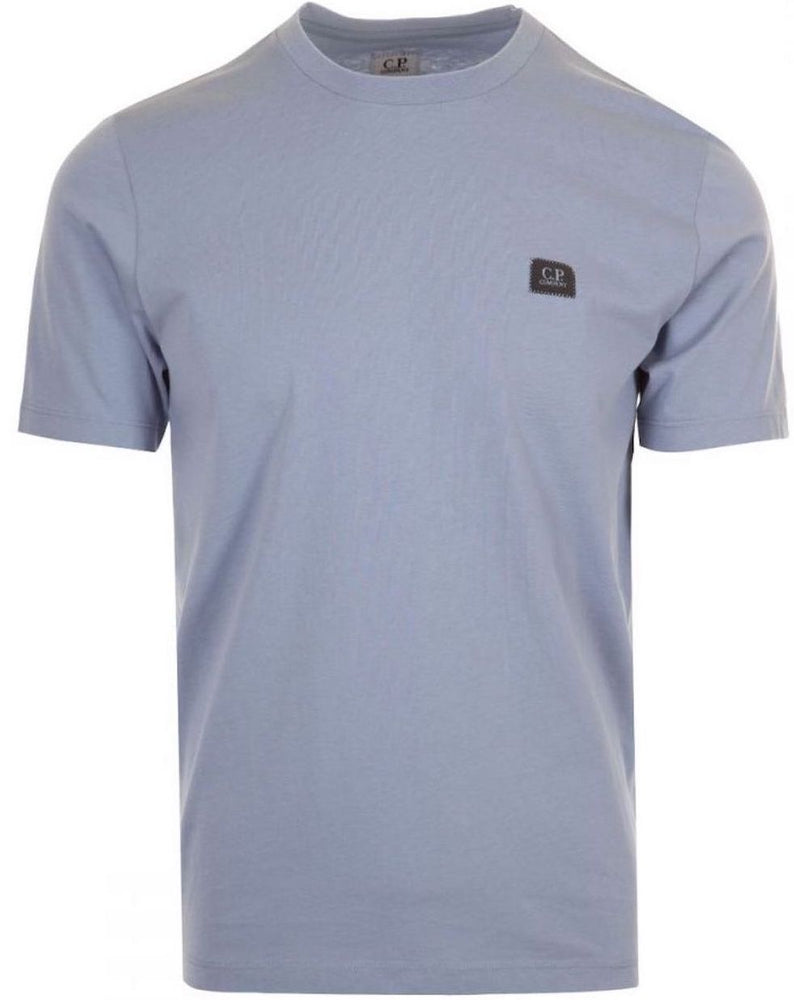 C.P Company Small Chest Logo T-Shirt Cloudblue HemingCo